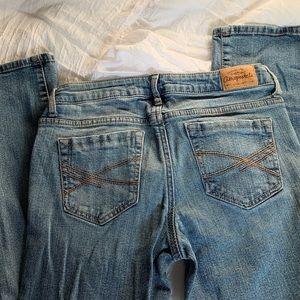 Aeropostale skinny jeans size 2short